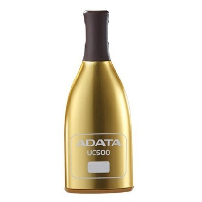 A-Data 32GB USB UC500 Gold