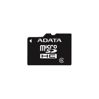 A-Data microSDHC 4GB+adapter