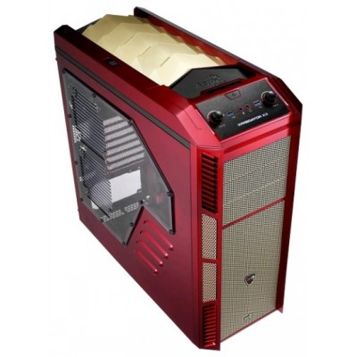 AeroCool XPredator Red/Gold