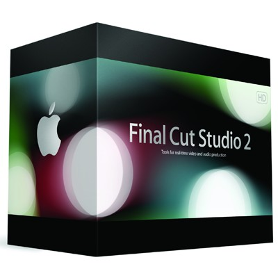Apple Final Cut Studio 2 Upg from FCP 1-3, Production Suite MA887Z/A