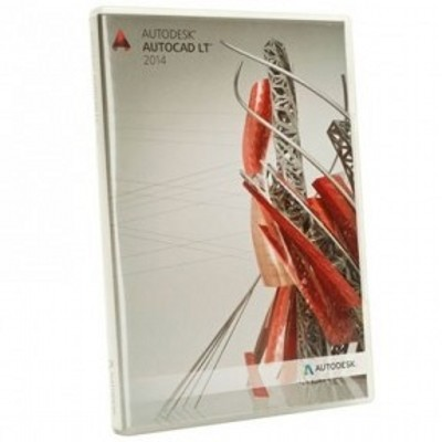 AutoCAD LT 2014 Commercial New 057F1-AG5111-1001