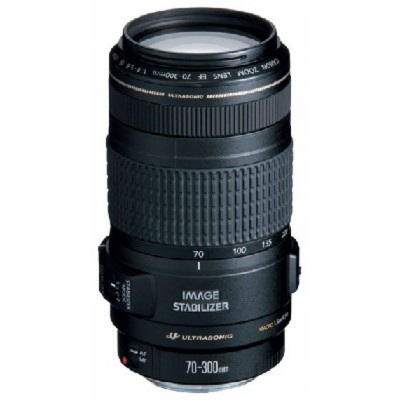Canon EF 70-300/F4-5.6 IS USM