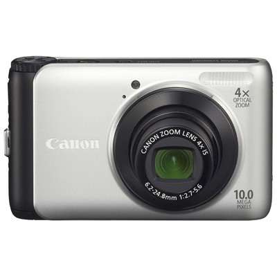 Canon PowerShot A3000 IS Silver