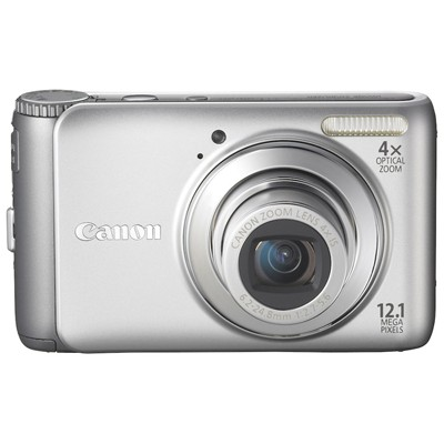 Canon PowerShot A3100 IS Silver