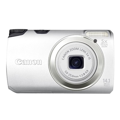 Canon PowerShot A3200 IS Silver