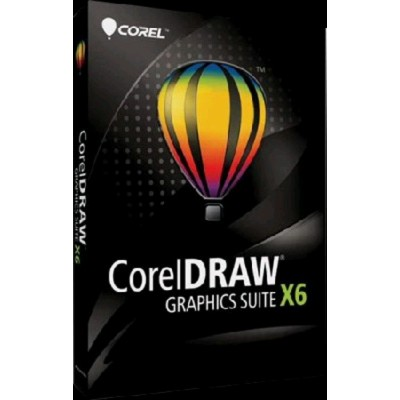 CorelDRAW Graphics Suite X6 License Media Pack Rus/Tur/Hun LMPCDGSX6HTREU
