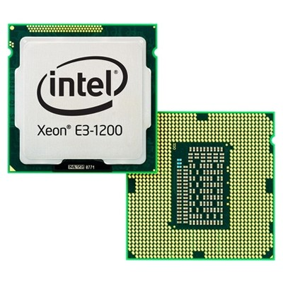 CPU Intel Xeon E3-1240 BOX