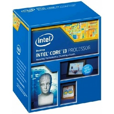 CPU Socket 1150 Core i3 4340 BOX