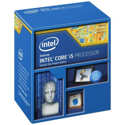 CPU Socket 1150 Core i5 4670K BOX