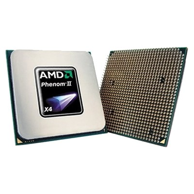 CPU Socket AM3 AMD Phenom II X4 840 OEM