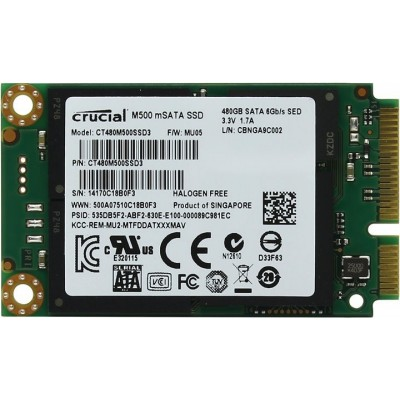 Crucial CT480M500SSD3