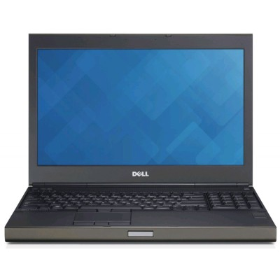 Dell Precision M4800 i7 4810MQ/8/500/Win 7 Pro+Win 8.1 Pro/Black
