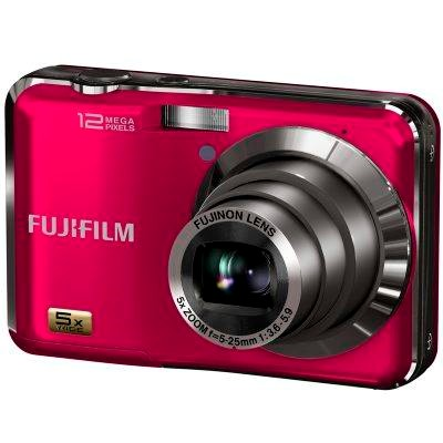 FujiFilm FinePix AX200 Red