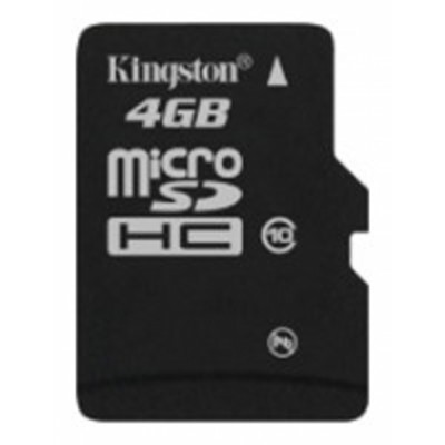 Kingston 4GB SDC10-4GBCP