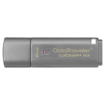 Kingston 8GB DataTraveler DTLPG3-8GB