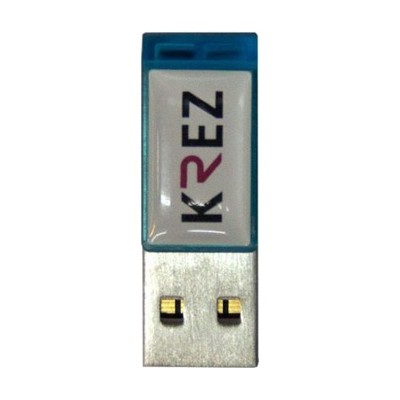 Krez 4GB mini 302 Blue