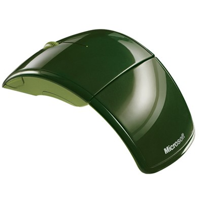 Microsoft Arc Mouse Green