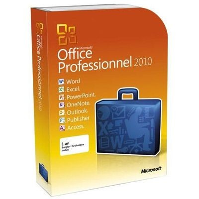 Microsoft Office Professional 2010 269-14689