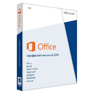 Microsoft Office Professional 2013 269-16355