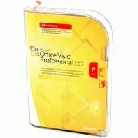 Microsoft Office Visio Professional 2007 D87-02970