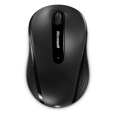 Microsoft Wireless Mobile Mouse 4000 Black Galaxy