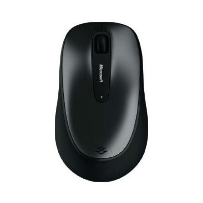 Microsoft Wireless Mouse 2000 Black 36D-00005
