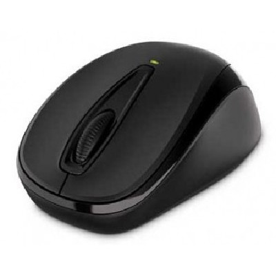 Microsoft Wireless Mouse 3000 Black