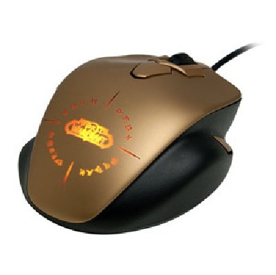 SteelSeries World of Warcraft Gold 62240