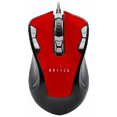 Oklick 705G Black/Red