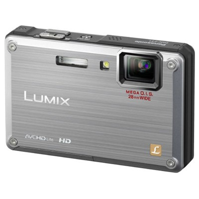 Panasonic Lumix DMC-FT1EE-S