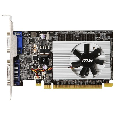 PCI-Ex 1024Mb MSI N210-D512D2