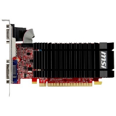 PCI-Ex 1024Mb MSI N610-1GD3H/LP