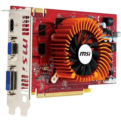 PCI-Ex 1024Mb MSI N9800GT-MD1G