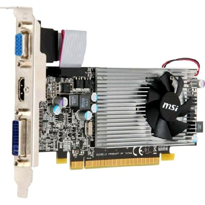 PCI-Ex 1024Mb MSI R5570-MD1G