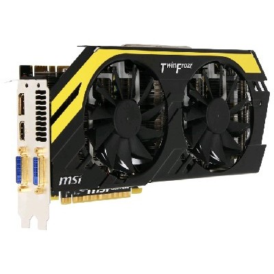 PCI-Ex 2048Mb MSI N680GTX LIGHTNING