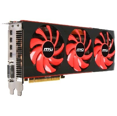 PCI-Ex 6144Mb MSI R7990-6GD5