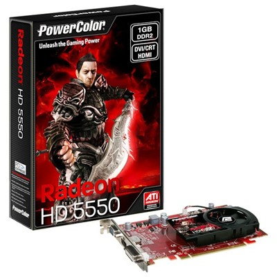 PowerColor AX5550 1GBD2-H