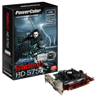 PowerColor AX5750 1GBD5-PDH