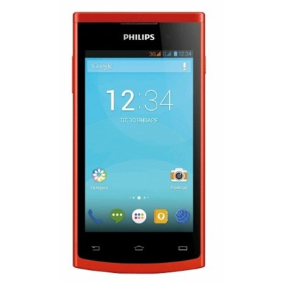 Philips S308 Red