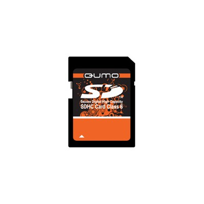 Qumo 32GB Secure Digital High Capacity Class 6
