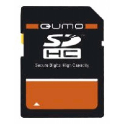 Qumo 4GB Secure Digital High-Capacity Class 10