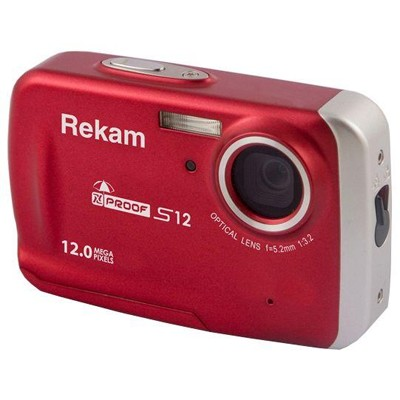 Rekam X-Proof S12 Red