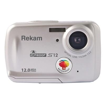 Rekam X-Proof S12 Silver