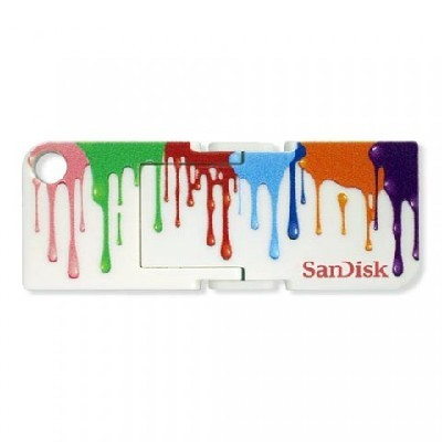 SanDisk 4GB Paint SDCZ53A-004G-B35
