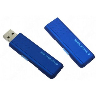 Silicon Power 8GB Touch 212 Blue