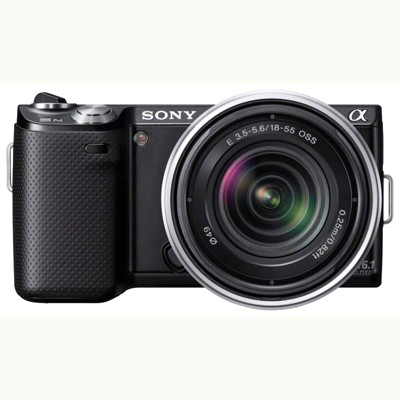 Sony Alpha NEX-5NK kit Black