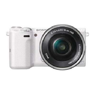 Sony Alpha NEX-5TY White