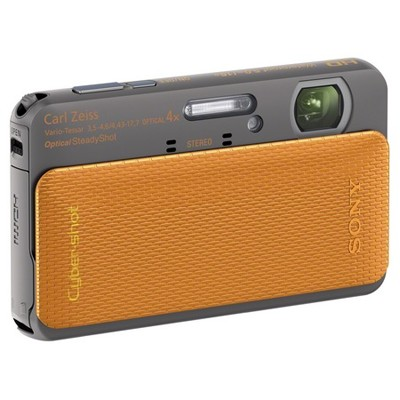 Sony Cyber-shot DSC-TX20 Orange