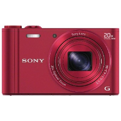 Sony Cyber-shot DSC-WX300 Red