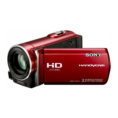 Sony HDR-CX110ER